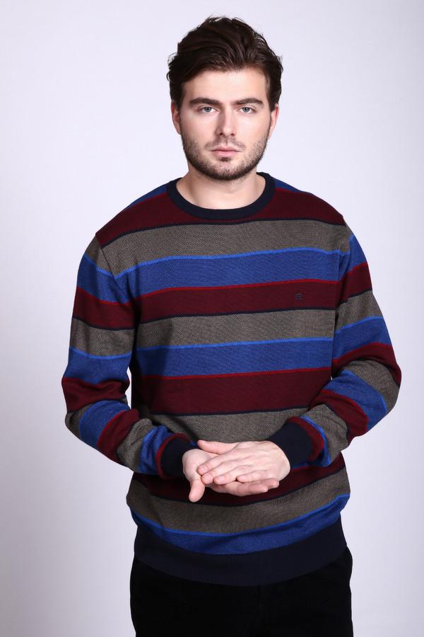Джемпер Casa ModaДжемперы и Пуловеры<br><br><br>Размер RU: 58-60<br>Пол: Мужской<br>Возраст: Взрослый<br>Материал: хлопок 100%<br>Цвет: Разноцветный
