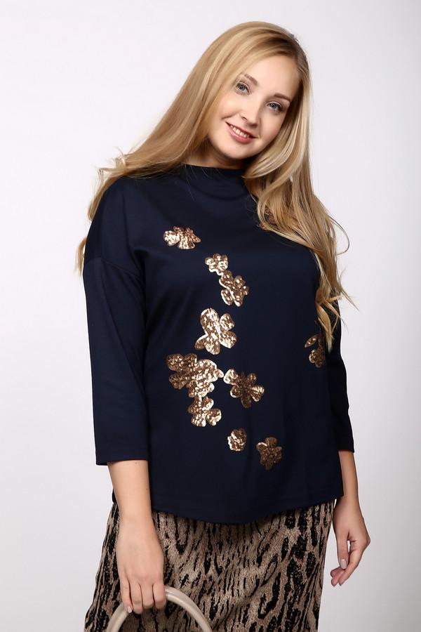 Пуловер Betty BarclayПуловеры<br><br><br>Размер RU: 46<br>Пол: Женский<br>Возраст: Взрослый<br>Материал: вискоза 70%, эластан 5%, полиэстер 25%<br>Цвет: Разноцветный