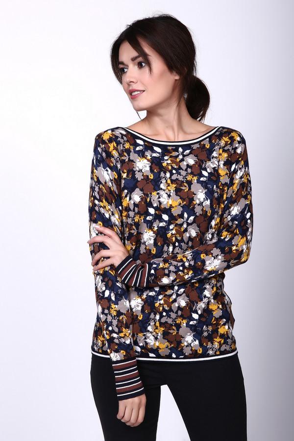 Пуловер Betty BarclayПуловеры<br><br><br>Размер RU: 46<br>Пол: Женский<br>Возраст: Взрослый<br>Материал: полиамид 20%, вискоза 80%<br>Цвет: Разноцветный