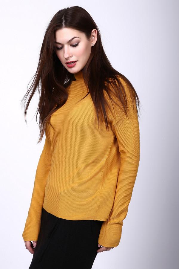 Пуловер Betty BarclayПуловеры<br><br><br>Размер RU: 50<br>Пол: Женский<br>Возраст: Взрослый<br>Материал: хлопок 50%, полиакрил 50%<br>Цвет: Жёлтый