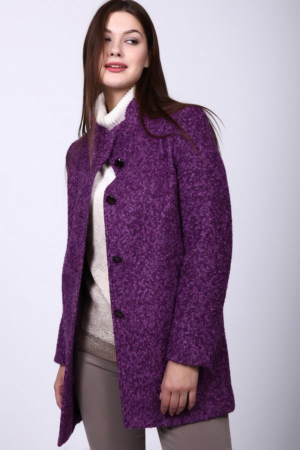 Пальто AVALONПальто<br><br><br>Размер RU: 42<br>Пол: Женский<br>Возраст: Взрослый<br>Материал: полиэстер 25%, вискоза 10%, шерсть 65%<br>Цвет: Фиолетовый