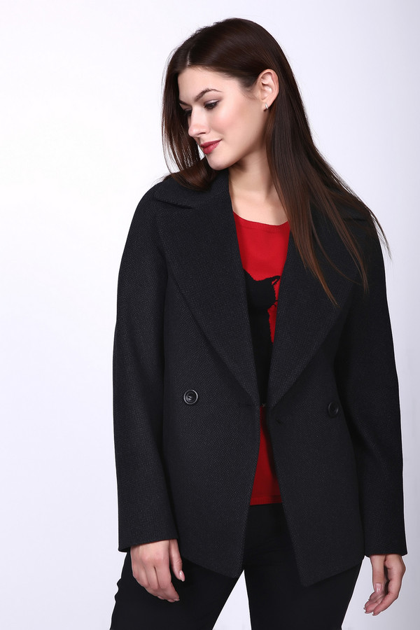 Пальто AVALONПальто<br><br><br>Размер RU: 42<br>Пол: Женский<br>Возраст: Взрослый<br>Материал: вискоза 10%, шерсть 70%, полиэстер 15%<br>Цвет: Серый