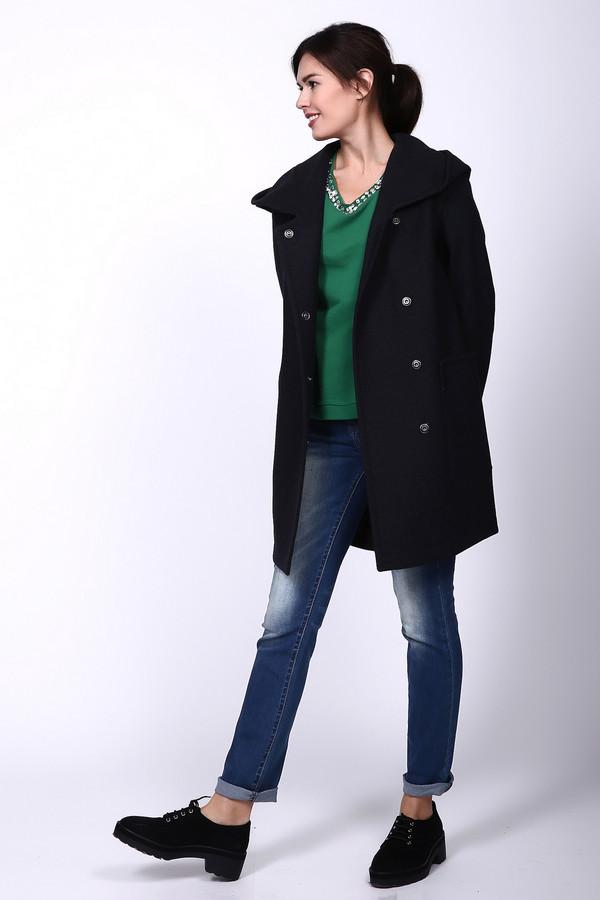 Пальто AVALONПальто<br><br><br>Размер RU: 46<br>Пол: Женский<br>Возраст: Взрослый<br>Материал: вискоза 10%, шерсть 75%, полиэстер 15%<br>Цвет: Серый