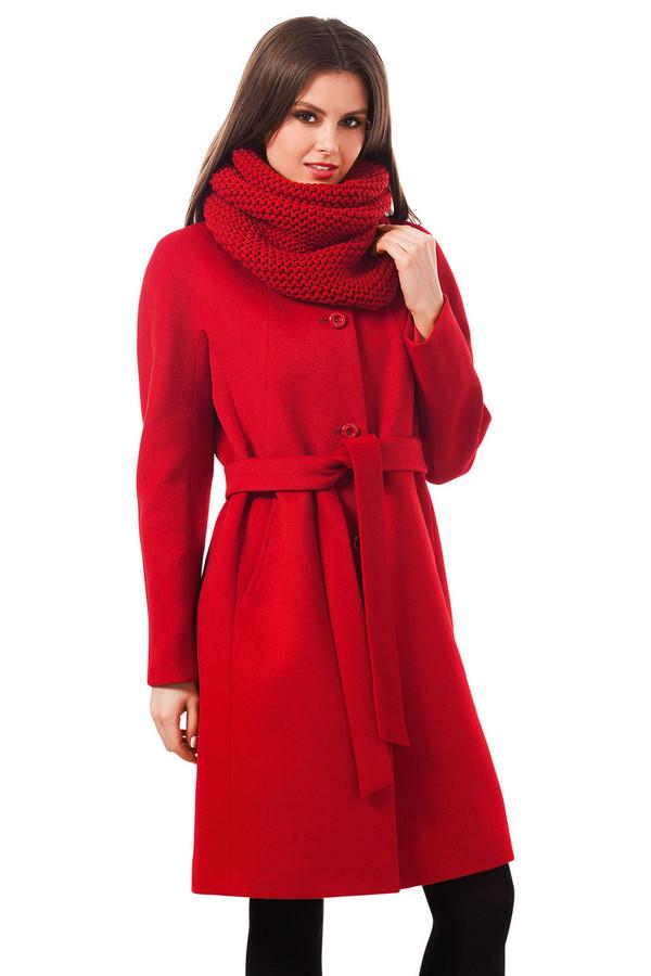 Пальто AVALONПальто<br><br><br>Размер RU: 48<br>Пол: Женский<br>Возраст: Взрослый<br>Материал: вискоза 7%, шерсть 78%, полиэстер 15%<br>Цвет: Красный
