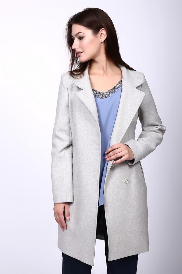 Пальто AVALONПальто<br><br><br>Размер RU: 44<br>Пол: Женский<br>Возраст: Взрослый<br>Материал: полиамид 20%, шерсть 80%<br>Цвет: Серый