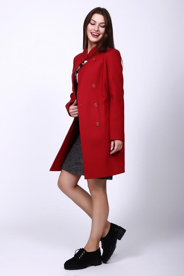 Пальто AVALONПальто<br><br><br>Размер RU: 48<br>Пол: Женский<br>Возраст: Взрослый<br>Материал: полиамид 20%, шерсть 80%<br>Цвет: Красный