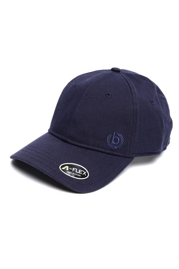 Бейсболка BugattiБейсболки<br><br><br>Размер RU: 57<br>Пол: Мужской<br>Возраст: Взрослый<br>Материал: хлопок 97%, спандекс 3%<br>Цвет: Синий