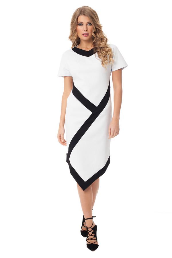 Платье GlossПлатья<br><br><br>Размер RU: 42<br>Пол: Женский<br>Возраст: Взрослый<br>Материал: хлопок 60%, полиэстер 40%<br>Цвет: Разноцветный