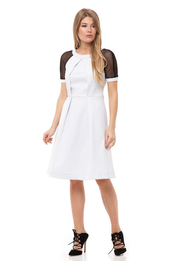 Платье GlossПлатья<br><br><br>Размер RU: 48<br>Пол: Женский<br>Возраст: Взрослый<br>Материал: полиэстер 50%, хлопок 50%<br>Цвет: Разноцветный