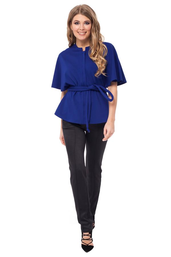 женский кардиган gloss, синий