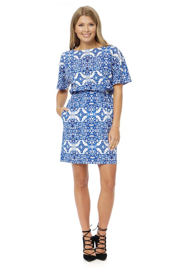 Платье GlossПлатья<br><br><br>Размер RU: 48<br>Пол: Женский<br>Возраст: Взрослый<br>Материал: вискоза 100%<br>Цвет: Разноцветный