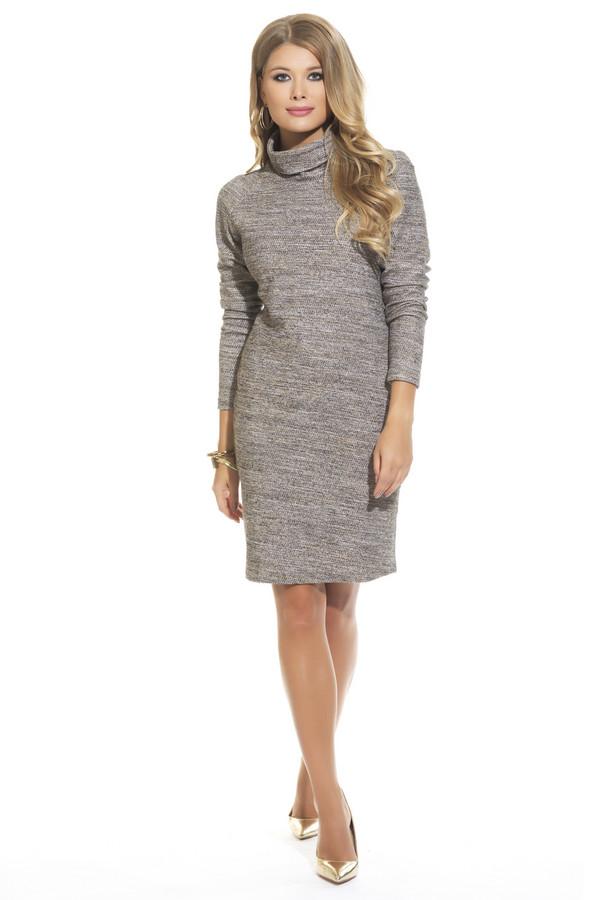 Платье GlossПлатья<br><br><br>Размер RU: 48<br>Пол: Женский<br>Возраст: Взрослый<br>Материал: эластан 4%, полиэстер 24%, хлопок 72%<br>Цвет: Бежевый