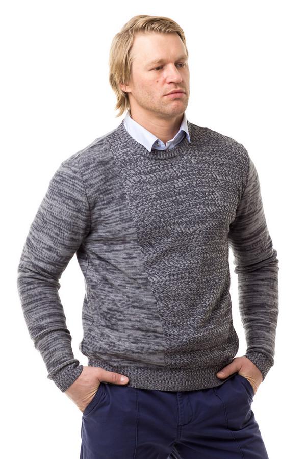 Джемпер RPSДжемперы<br><br><br>Размер RU: 46-48<br>Пол: Мужской<br>Возраст: Взрослый<br>Материал: акрил 40%, хлопок 60%<br>Цвет: Серый