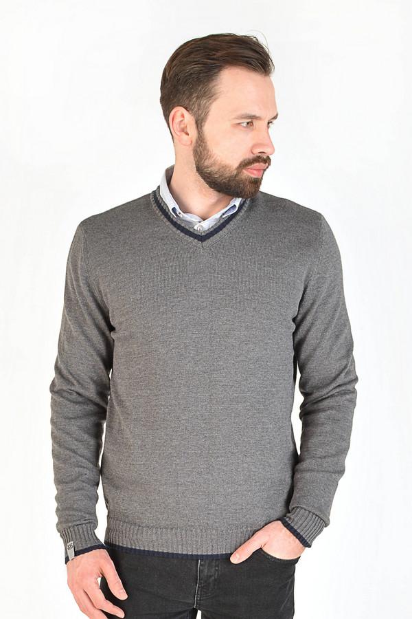 Джемпер RPSДжемперы и Пуловеры<br><br><br>Размер RU: 50-52<br>Пол: Мужской<br>Возраст: Взрослый<br>Материал: хлопок 50%, акрил 50%<br>Цвет: Серый
