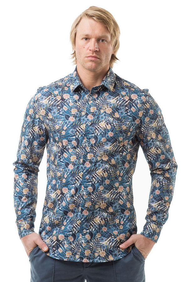 Рубашка с длинным рукавом RPS от X-moda