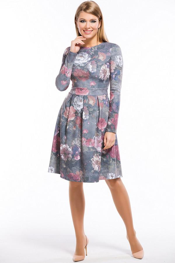 Платье RemixПлатья<br><br><br>Размер RU: 50<br>Пол: Женский<br>Возраст: Взрослый<br>Материал: эластан 5%, полиэстер 60%, вискоза 35%<br>Цвет: Разноцветный