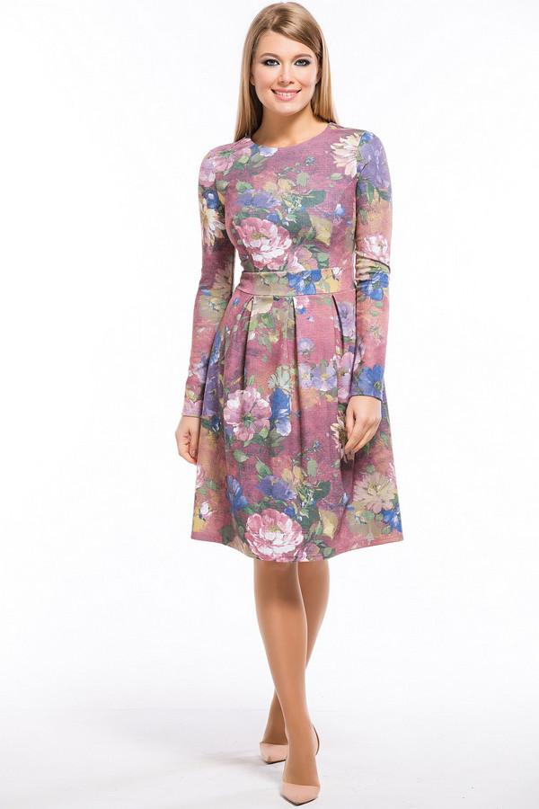 Платье RemixПлатья<br><br><br>Размер RU: 42<br>Пол: Женский<br>Возраст: Взрослый<br>Материал: эластан 5%, полиэстер 60%, вискоза 35%<br>Цвет: Разноцветный