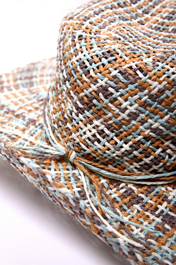 Купить Шляпа Seeberger, Китай, Разноцветный, целлюлоза 100%
