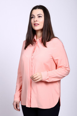 Блузa Gerry Weber, цвет Розовый, размер 52RU