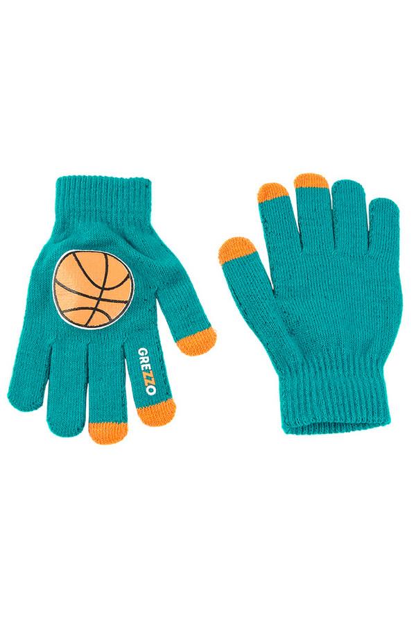 Перчатки GrezzoПерчатки<br><br><br>Размер RU: один размер<br>Пол: Женский<br>Возраст: Взрослый<br>Материал: акрил 100%<br>Цвет: Зелёный