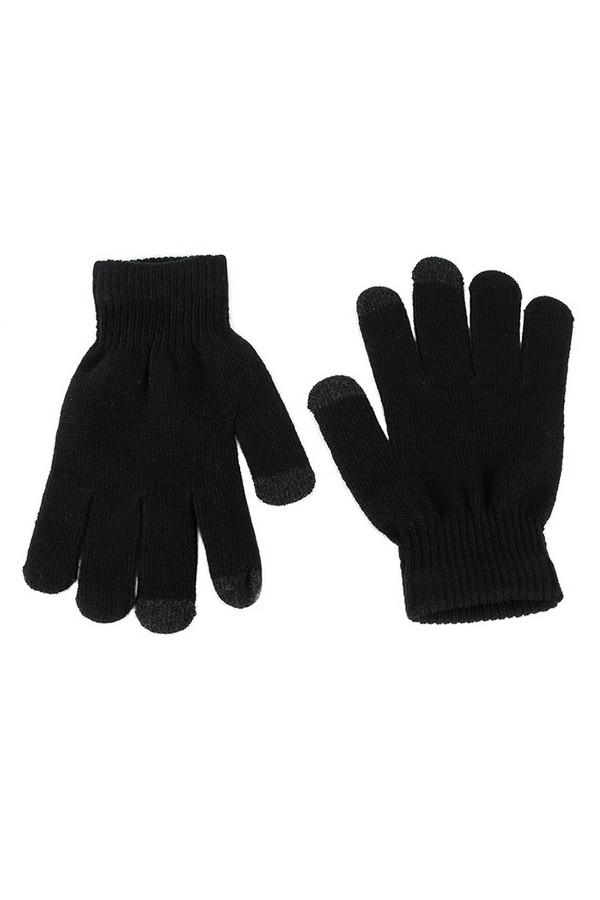 Перчатки GrezzoПерчатки<br><br><br>Размер RU: один размер<br>Пол: Женский<br>Возраст: Взрослый<br>Материал: акрил 100%<br>Цвет: Чёрный