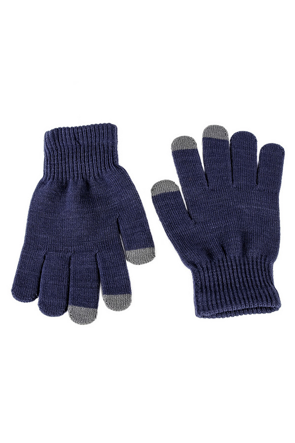 Перчатки GrezzoПерчатки<br><br><br>Размер RU: один размер<br>Пол: Женский<br>Возраст: Взрослый<br>Материал: акрил 100%<br>Цвет: Синий