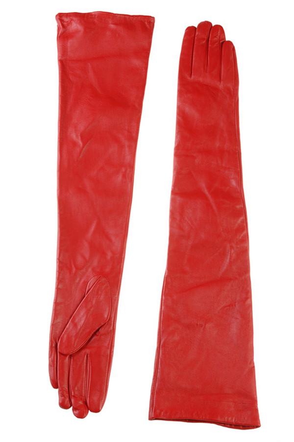Перчатки SabellinoПерчатки<br><br><br>Размер RU: 7,5<br>Пол: Женский<br>Возраст: Взрослый<br>Материал: кожа 100%<br>Цвет: Красный