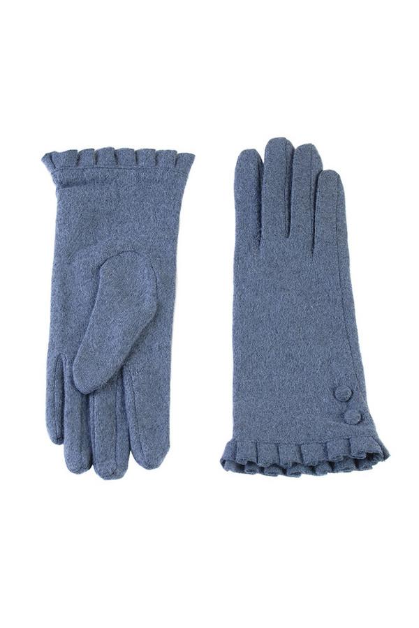 Перчатки SabellinoПерчатки<br><br><br>Размер RU: 7,5<br>Пол: Женский<br>Возраст: Взрослый<br>Материал: шерсть 70%, акрил 30%<br>Цвет: Синий