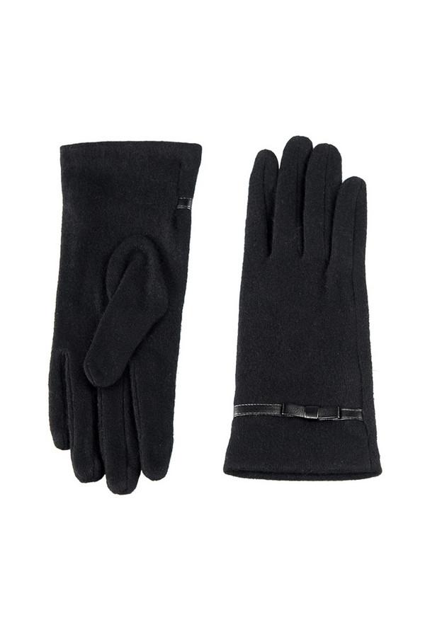 Перчатки SabellinoПерчатки<br><br><br>Размер RU: 8<br>Пол: Женский<br>Возраст: Взрослый<br>Материал: шерсть 75%, полиэстер 25%<br>Цвет: Чёрный