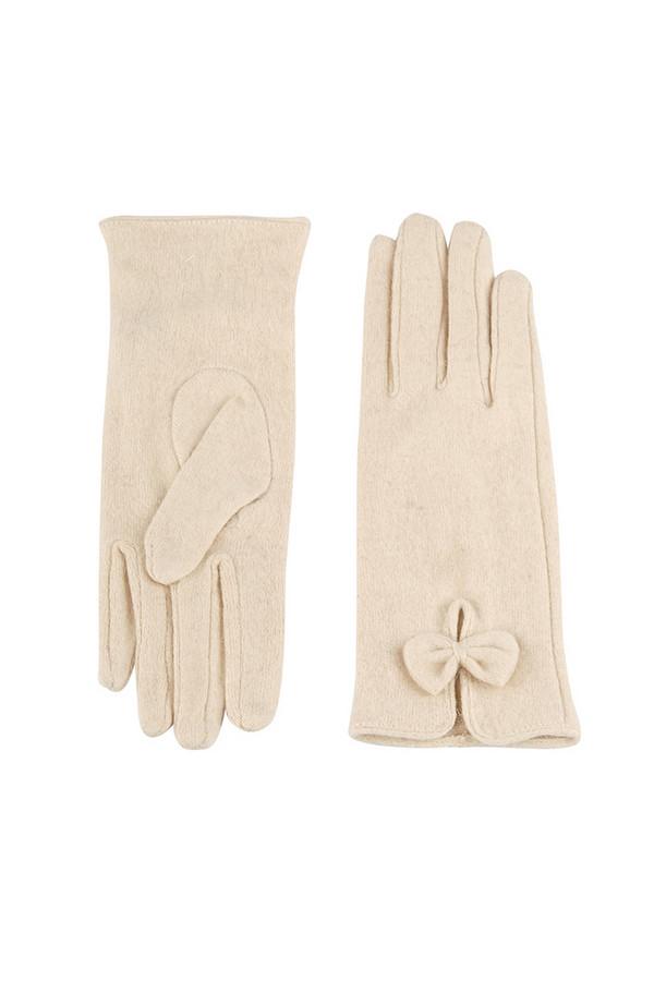 Перчатки SabellinoПерчатки<br><br><br>Размер RU: 8<br>Пол: Женский<br>Возраст: Взрослый<br>Материал: шерсть 75%, полиэстер 25%<br>Цвет: Бежевый