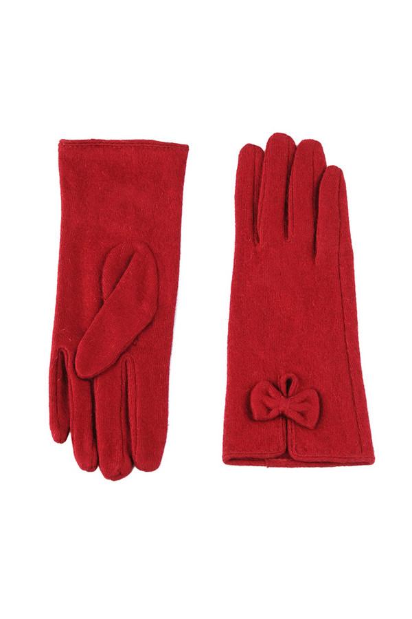 Перчатки SabellinoПерчатки<br><br><br>Размер RU: 8<br>Пол: Женский<br>Возраст: Взрослый<br>Материал: шерсть 75%, полиэстер 25%<br>Цвет: Красный