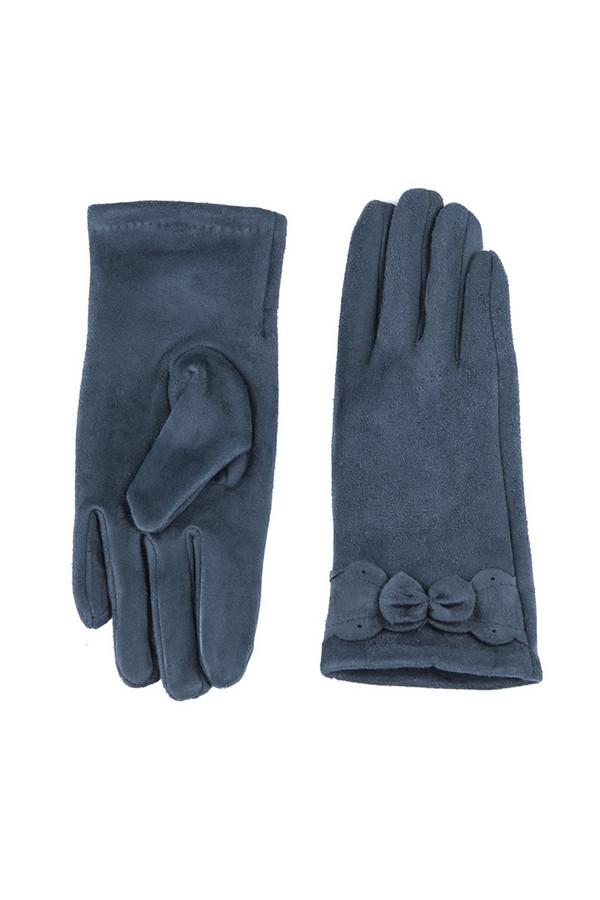 Перчатки SabellinoПерчатки<br><br><br>Размер RU: 8<br>Пол: Женский<br>Возраст: Взрослый<br>Материал: полиэстер 95%, спандекс 5%<br>Цвет: Синий