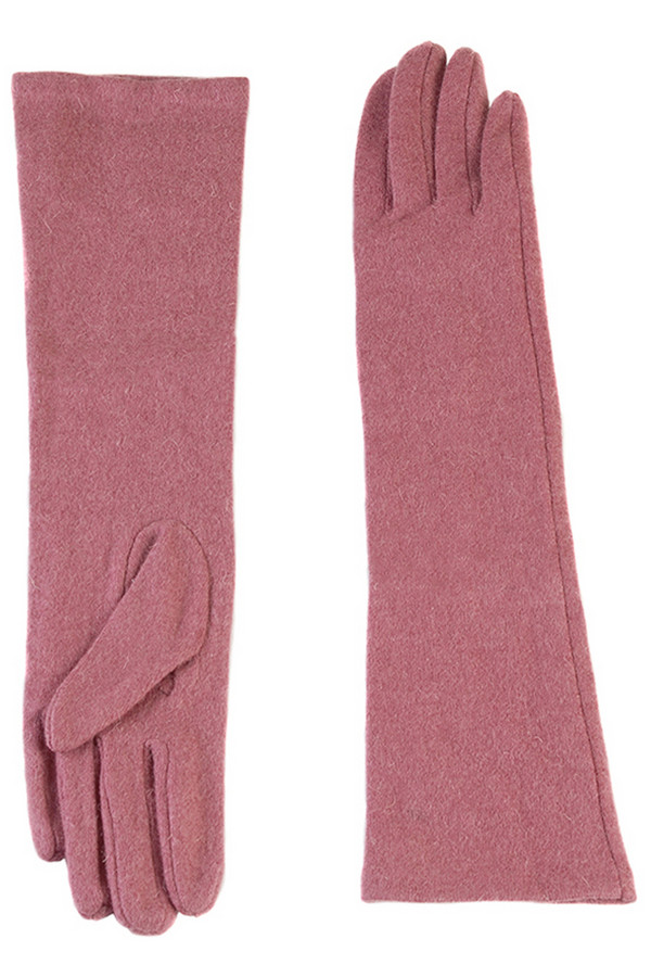 Перчатки SabellinoПерчатки<br><br><br>Размер RU: 8<br>Пол: Женский<br>Возраст: Взрослый<br>Материал: шерсть 70%, акрил 30%<br>Цвет: Розовый