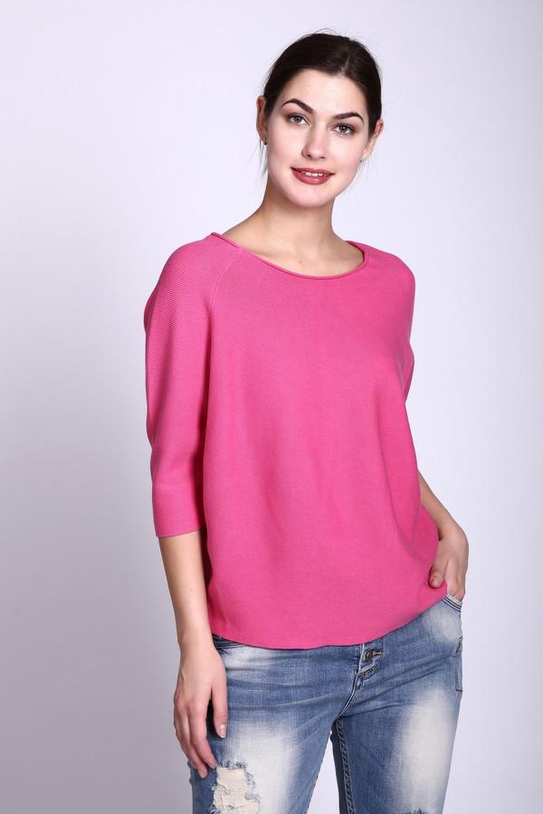 Пуловер Just ValeriПуловеры<br><br><br>Размер RU: 42<br>Пол: Женский<br>Возраст: Взрослый<br>Материал: хлопок 100%<br>Цвет: Розовый