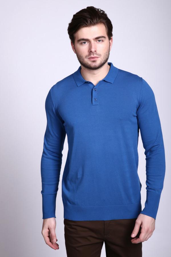 Джемпер Just ValeriДжемперы и Пуловеры<br><br><br>Размер RU: 48<br>Пол: Мужской<br>Возраст: Взрослый<br>Материал: хлопок 100%<br>Цвет: Синий