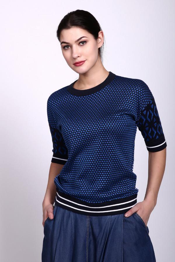 Пуловер Just ValeriПуловеры<br><br><br>Размер RU: 52<br>Пол: Женский<br>Возраст: Взрослый<br>Материал: хлопок 67%, район 33%<br>Цвет: Разноцветный