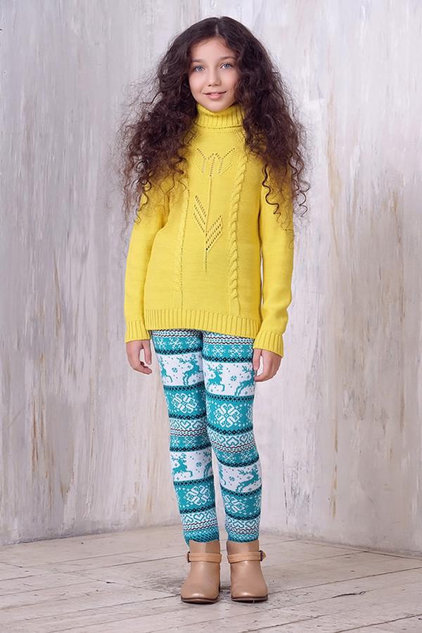 леггинсы vay для девочки, разноцветные