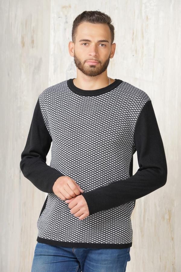 Джемпер VAYДжемперы и Пуловеры<br><br><br>Размер RU: 48<br>Пол: Мужской<br>Возраст: Взрослый<br>Материал: шерсть 50%, пан 50%<br>Цвет: Разноцветный