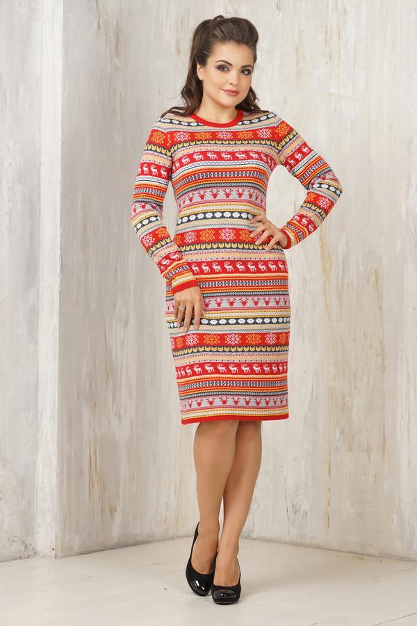 Платье VAYПлатья<br><br><br>Размер RU: 48<br>Пол: Женский<br>Возраст: Взрослый<br>Материал: шерсть 50%, пан 50%<br>Цвет: Оранжевый