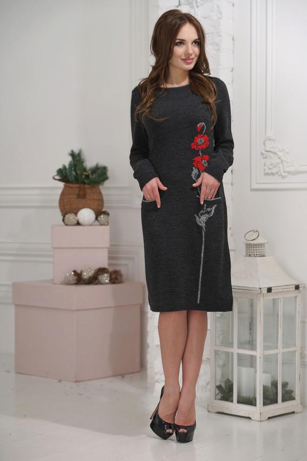Платье VAYПлатья<br><br><br>Размер RU: 48<br>Пол: Женский<br>Возраст: Взрослый<br>Материал: шерсть 30%, пан 70%<br>Цвет: Разноцветный