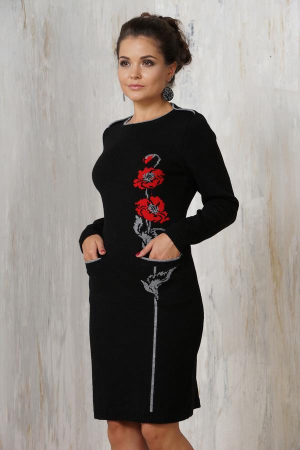 Платье VAYПлатья<br><br><br>Размер RU: 46<br>Пол: Женский<br>Возраст: Взрослый<br>Материал: шерсть 30%, пан 70%<br>Цвет: Разноцветный