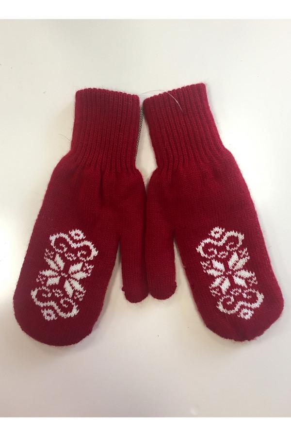 Перчатки VAYПерчатки<br><br><br>Размер RU: один размер<br>Пол: Женский<br>Возраст: Взрослый<br>Материал: шерсть 30%, пан 70%<br>Цвет: Красный