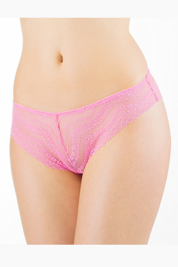 женские трусы lowry, розовые