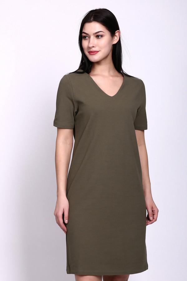 Платье PezzoПлатья<br><br><br>Размер RU: 48<br>Пол: Женский<br>Возраст: Взрослый<br>Материал: хлопок 100%<br>Цвет: Зелёный