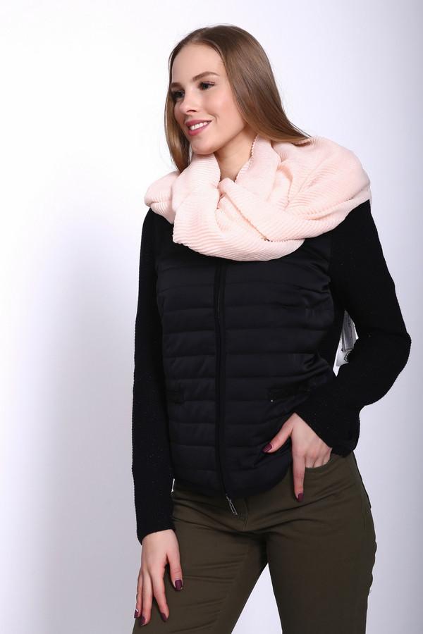 женский шарф codello, розовый