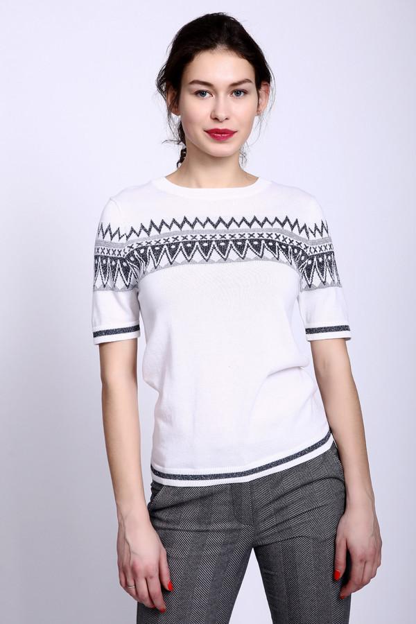 женский пуловер pezzo, белый