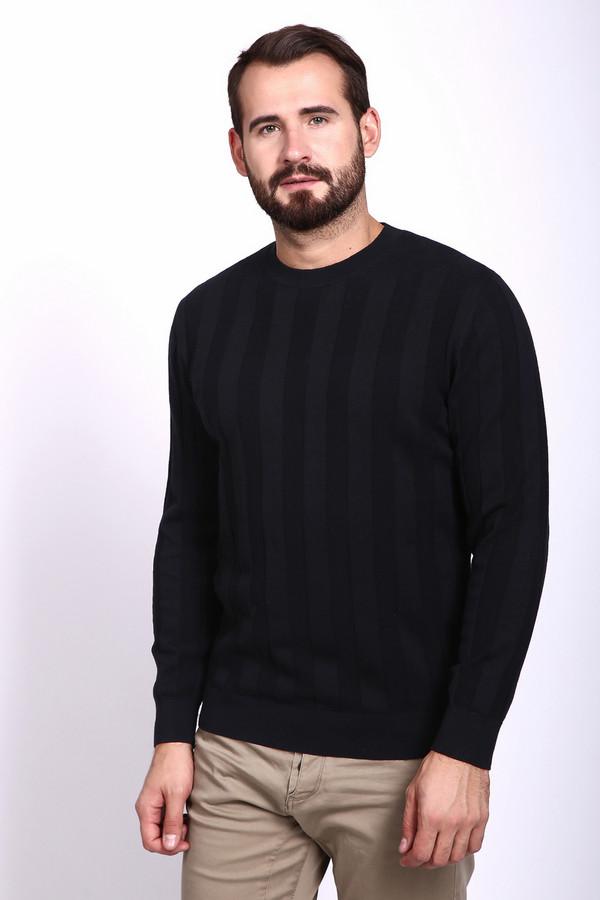 Джемпер PezzoДжемперы и Пуловеры<br><br><br>Размер RU: 58<br>Пол: Мужской<br>Возраст: Взрослый<br>Материал: хлопок 100%<br>Цвет: Чёрный