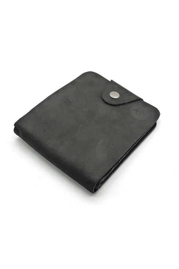 мужское портмоне pellecon, черное