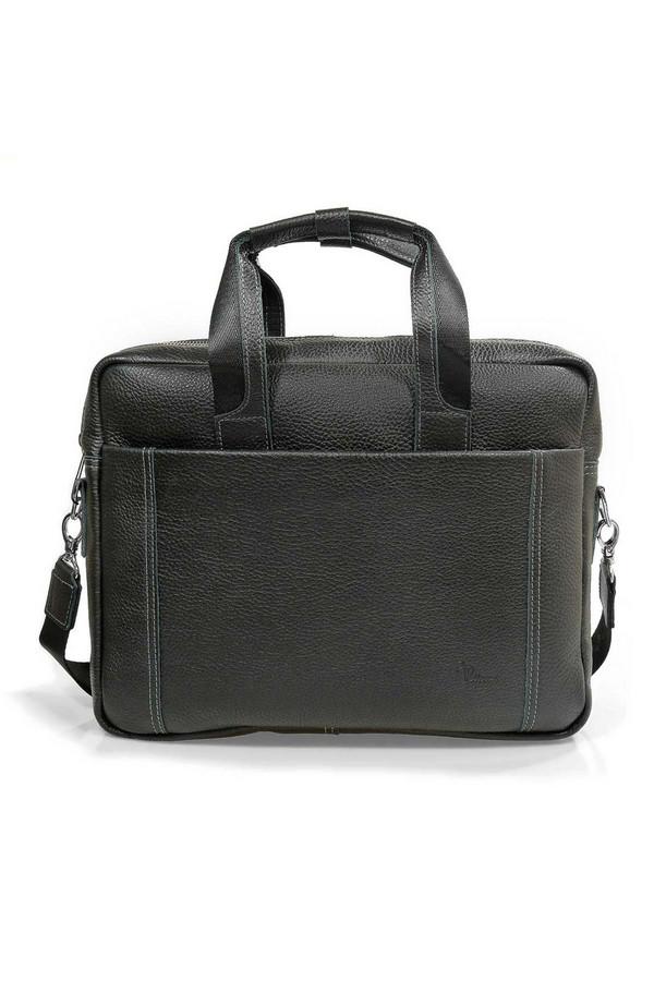 мужской портфель pellecon, черный