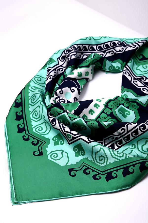 Платок Just ValeriПлатки<br><br><br>Размер RU: один размер<br>Пол: Женский<br>Возраст: Взрослый<br>Материал: шелк 100%<br>Цвет: Зелёный